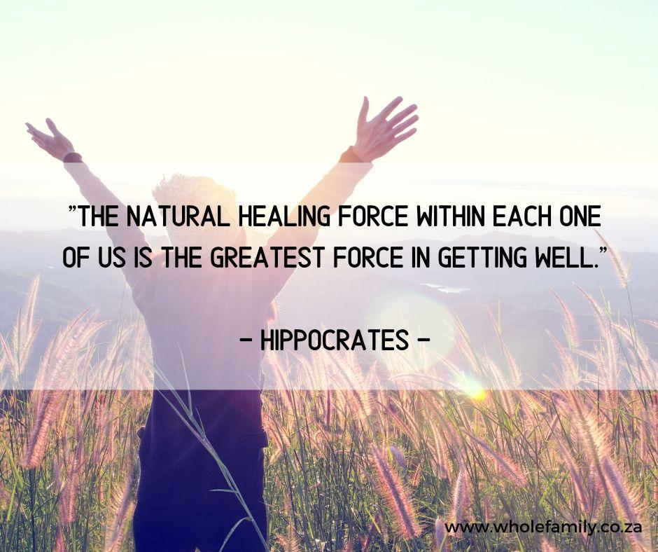Healing Mindset